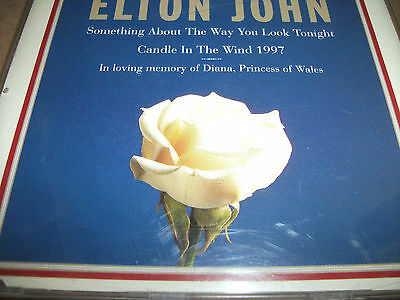 """Elton John - Somthing about the way you look tonight"""". A tribute to Diana"""