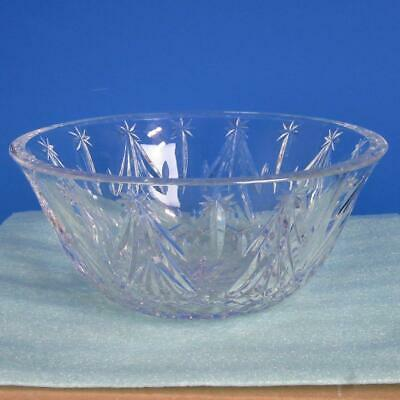 """Waterford Crystal - Unidetified Pattern - 9"""" Bowl"""