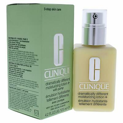 New Clinique Dramatically Different Moisturizing Lotion 4.2 oz / 125 ml