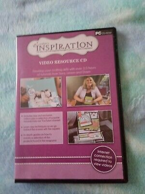 Crafters Companion Video Resource Cd