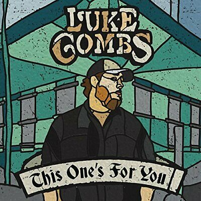 Combs,Luke-This One`s For You (Uk Import) Cd New