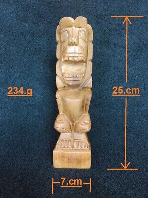 Collectibles Wooden carving from the Pacific islands of Guam and Saipan