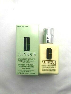 Clinique Dramatically Different Moisturizing Lotion with Pump 4.2 oz / 125 ml