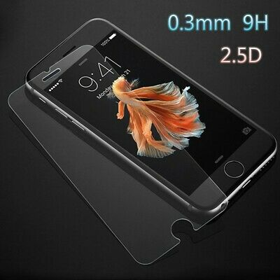 Vitre protection verre trempé film écran iPhone SE 2020 8 7 6 5 XR XS 11 PRO MAX