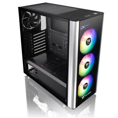 Thermaltake Level 20 MT Tempered Glass RGB ATX Mid Tower Computer Case PC