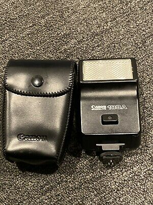 Canon Speedlite 188A Shoe Mount Flash for  Canon