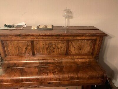 Stand Up Piano. B. Squire & Son Of London! In Great Shape For Used Condition.