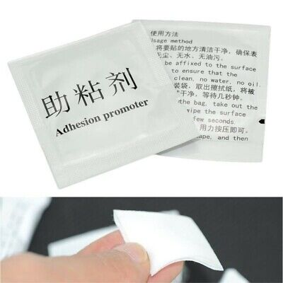 20Pcs/lot Useful Adhesion Promoter Double-sided Adhesive for Tape Strength Quick