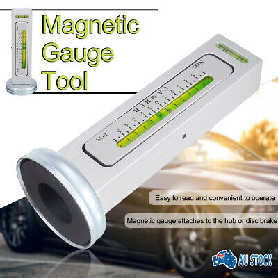 Magnetic Measure Gauge Tool Car/Truck/Auto Camber Castor Wheel Alignment Hot