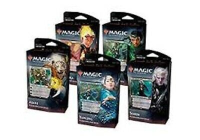 2019 Planeswalker Deck Set Core 2020 Magic The Gathering (5) SEALED