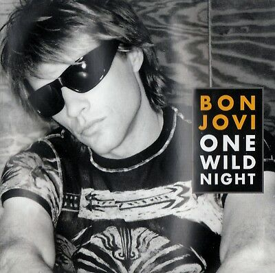 Bon Jovi : One Wild Night / Cd