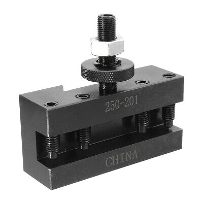250-201 Turning and Facing Holder Quick Change Tool Post and Tool Holder Lathes