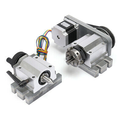 Machifit CNC Router Rotational Rotary Axis CNC Machine Accessory Tailstock for 4