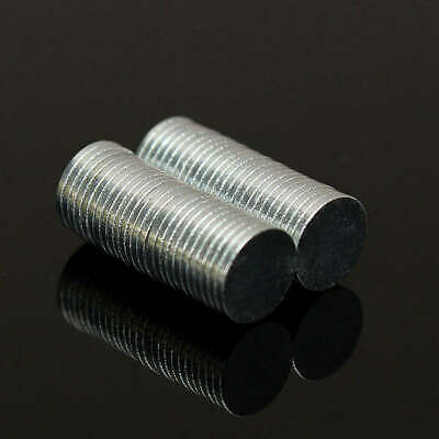 50pcs N35 Neodymium Disk Rare Earth Magnets