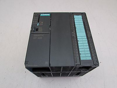 SIEMENS SIMATIC S7-300 ,CPU313C-2 PtP , 6ES7313-6BE00-0AB0, GOOD USED M/OFFER!