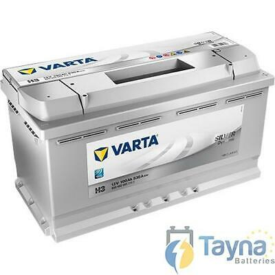 H3 100Ah S5 Batterie Voiture Type 019 (5 Year Guarantee)