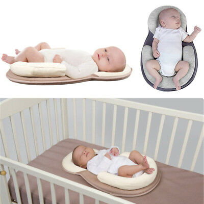 Baby Newborn Pillow Antirollover Mattress 0-12Month Sleeping Positioning Cushion