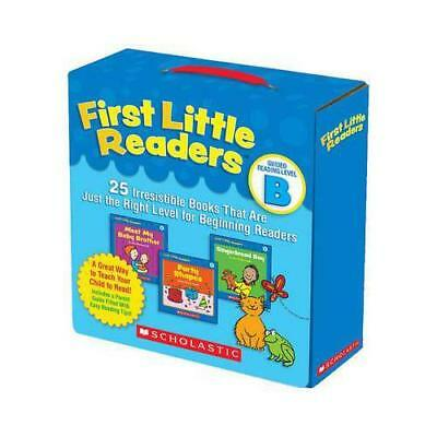 First Little Readers: Guided Reading Level B by Liza Charlesworth (author)