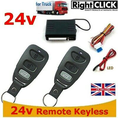 24v Remote Keyless Entry for Truck central lock HIGH QUALITY