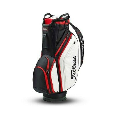 Brand New Titleist 19 Lightweight Cart Golf Bag - Choose Color 14-way Dividers