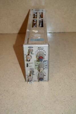Tektronix 7A18 Dual Trace Amplifier (Tp608)