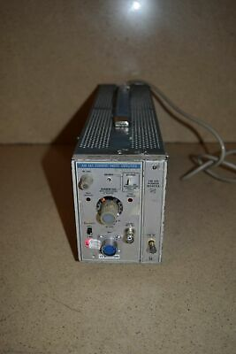 TEKTRONIX AM503 CURRENT PROBE AMPLIFIER w/ TM501