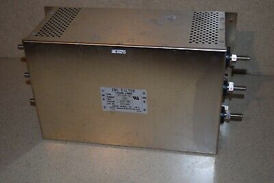 Emi Filter Type Nf3100A-Cd 100A 2000Vac 3 Phase / 3 Wire (Ef3)