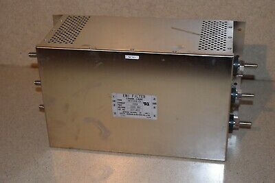 Emi Filter Type Nf3100A-Cd 100A 2000Vac 3 Phase / 3 Wire (Ef5)