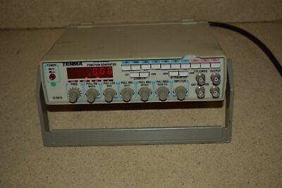 Tenma 2Mhz Sweep 72-5015 Function Generator (Bb)