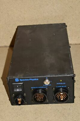 ^^ Spectra Physics Model 263-Co4 Laser Controller / Power Supply