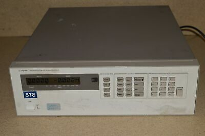 Hp Hewlett Packard Agilent Model # 6625A Systems Dc Power Supply (#1)