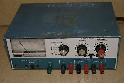 Heath Schlumberger Tri Power Supply Sp-2718 (1M)