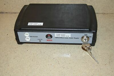 Reo Helium Neon Laser Power Supply Model 30990 Hene 30990 5Mw