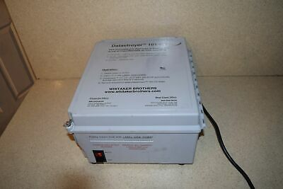 Whitaker Brothers Datastroyer 101-Cd High Security Cd Destroyer (Cc)