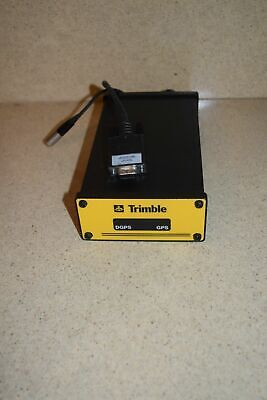 Trimble 33302-51 Dual Port Dgps Gps Receiver (#8)