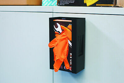 Laser Tools Magnetic Glove Dispenser COMES WITH BOX OF 50 LARGE GRIPPAZ GLOVES