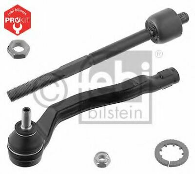 Steering Rod 39863 by Febi Bilstein Front Axle Left Genuine OE - Single