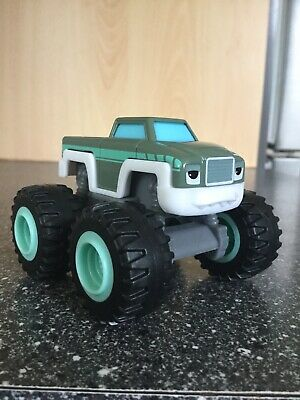 Die-Cast RUDY (From Team Truck Challenge): Blaze and the Monster Machines.