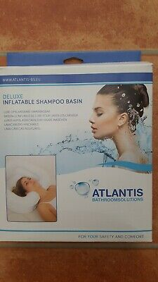 BNIB Atlantis Inflatable Shampoo Basin
