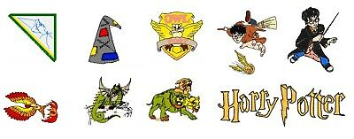 New Harry Potter 100 Embroidery Designs Download Pes Brother