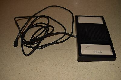 Panasonic Model Rp-2692 Transcriber Foot Pedal (M1)