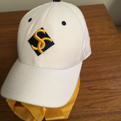 Smith College Northampton Baseball Cap Used Logo