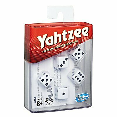 Yahtzee Classic Game from Hasbro Gaming 2+ Players