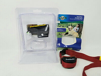Pet Safe Stubborn Dog Stay and Play Wireless Fence Receiver Collar- PIF00-13672