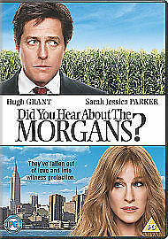 Did You Hear About The Morgans? [DVD] [2010], Excellent DVD, Hugh Grant, Sarah J