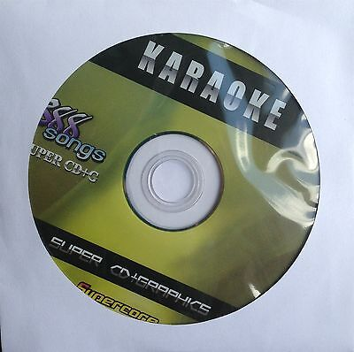 Supercore Scdg Karaoke Disc Set 388 Songs Super Cd+G Requires Special Player
