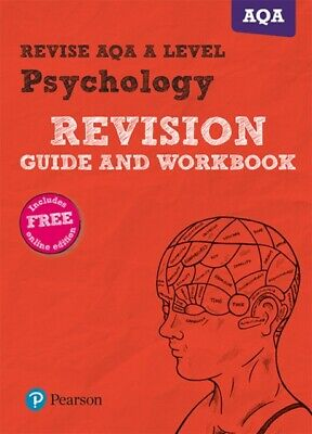 REVISE AQA A LEVEL PSYCHOLOGY REVISION G, Middleton, Sarah, Harty...