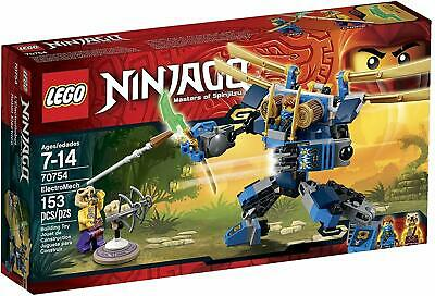 LEGO Ninjago Masters Of Spinjitzu 70754 Electromech Retired HTF NEW SEALED