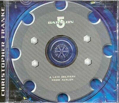 Babylon 5 and Crusade/'s Maggie Egan Out of This World Music CD NEW SEALED