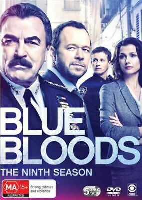 Blue Bloods Complete Season 9 Series Ninth Brand New Sealed